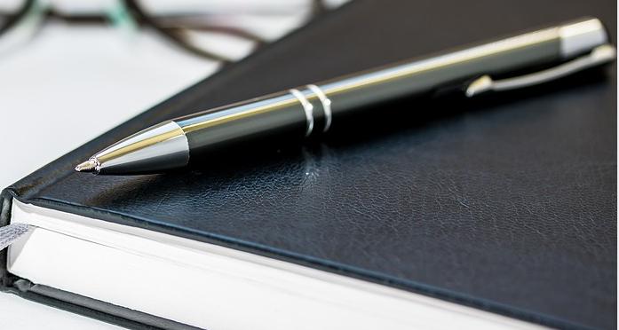 Kugelschreiber mit Logo